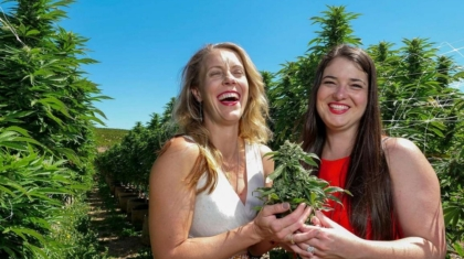 does indica or sativa make you laugh