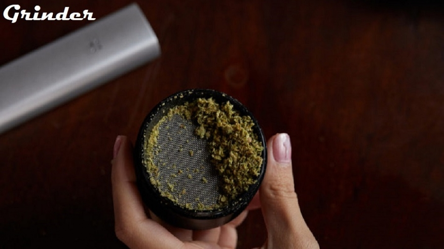 how to clean a grinder