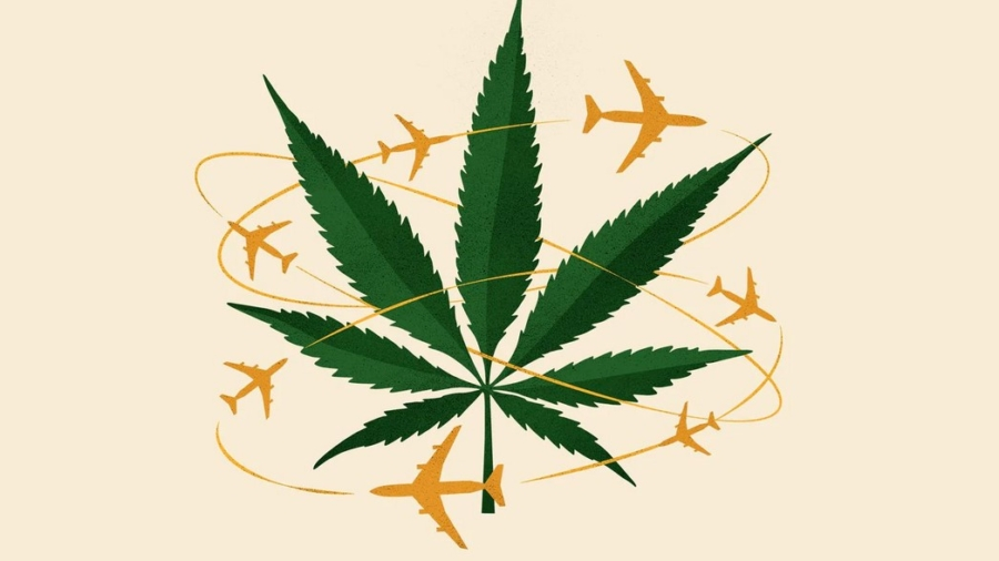 can i fly with hemp oil