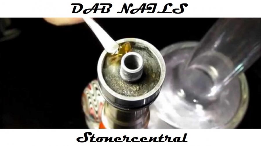 dab nail