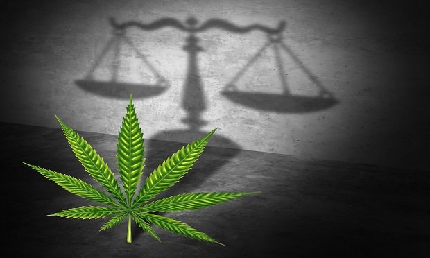 is marijuana considered a controlled substance