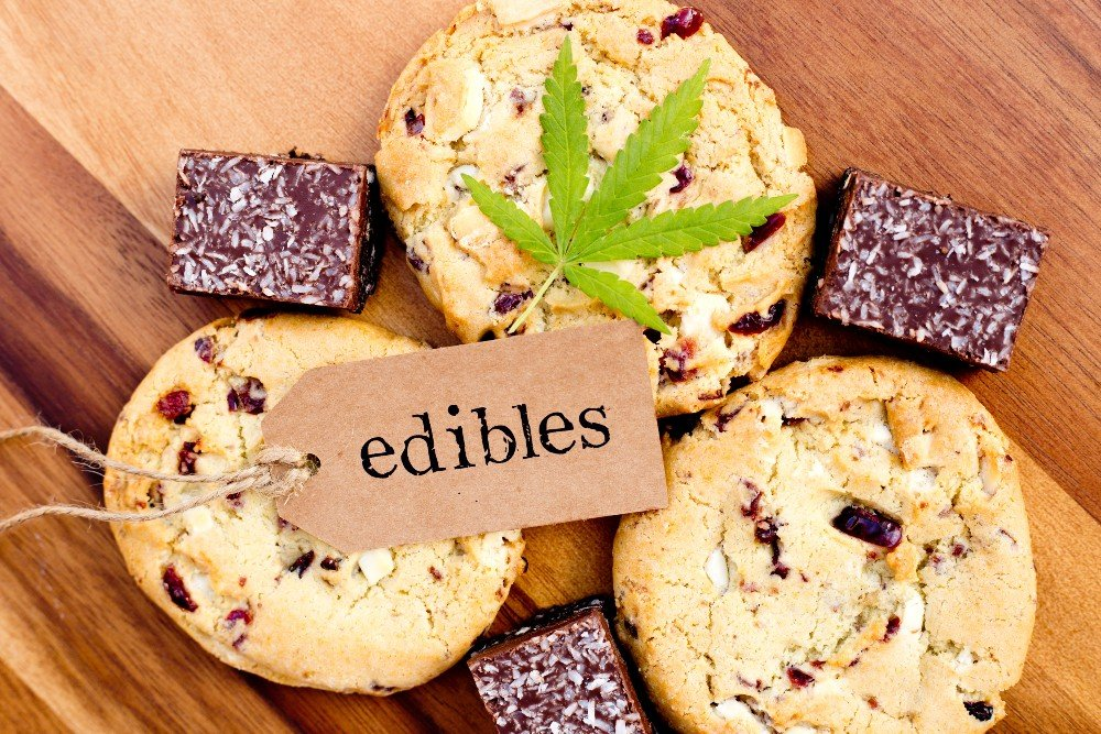what happens when you eat weed edibles