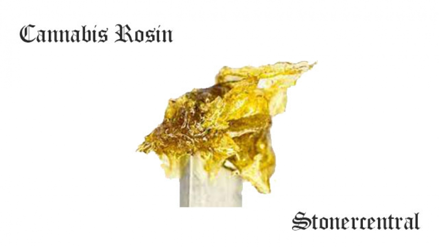 Cannabis Rosin