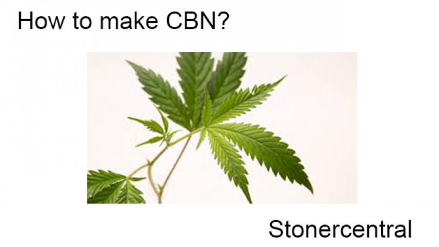 How to make CBN