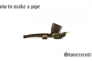 How to make a pipe