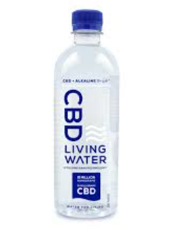 cbd thc water