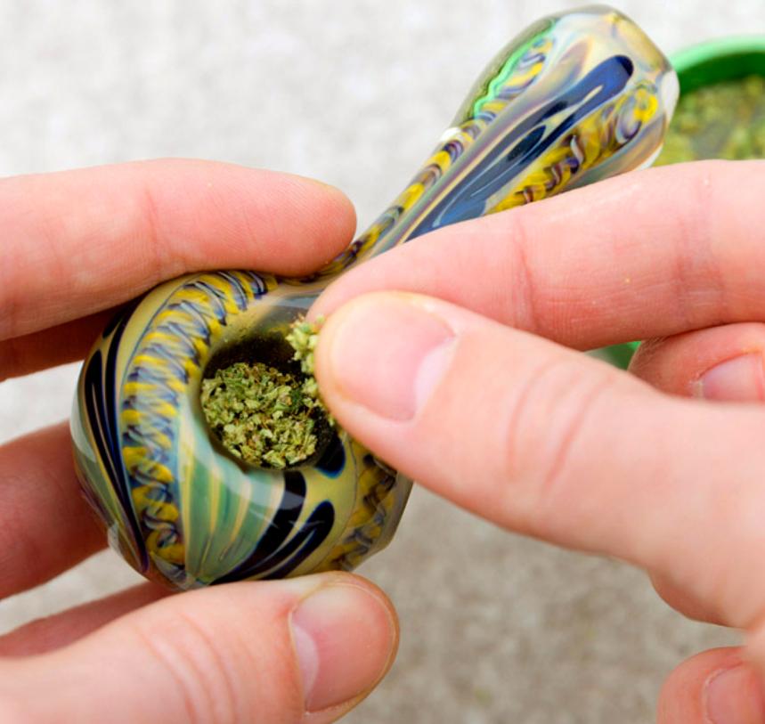 kief pipe