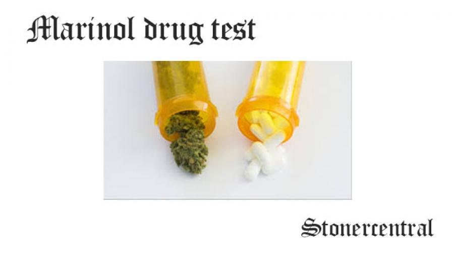 marinol drug test